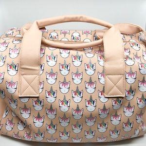 Handbags - Last one!EMMA 'Sparkly Unicorn'Everyday Duffle Bag